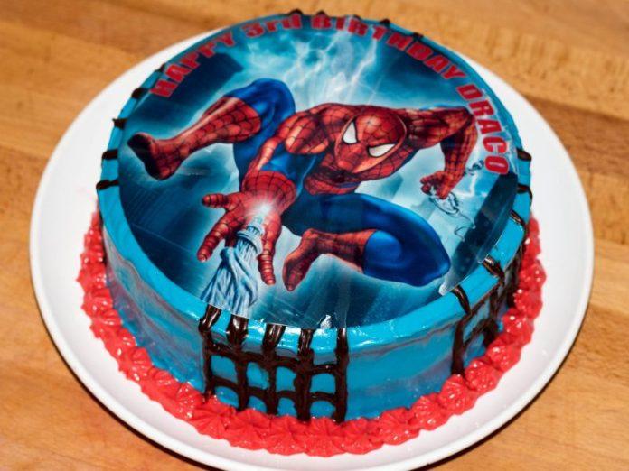 bolo-homem-aranha-