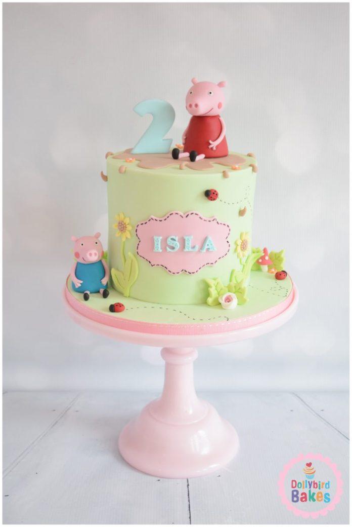 Imagem: www.dollybirdbakes.co.uk