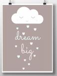 poster-quartos-infantis-dream-big