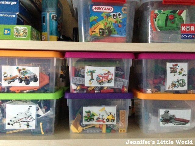 211 Timas Dicas De Como Organizar O Lego Das Crian 231 As