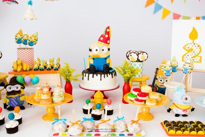decoracao-festa-infantil-minions