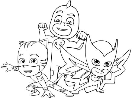 50 desenhos para colorir para voc imprimir e grtis aproveite desenhos para colorir pj masks thecheapjerseys Choice Image