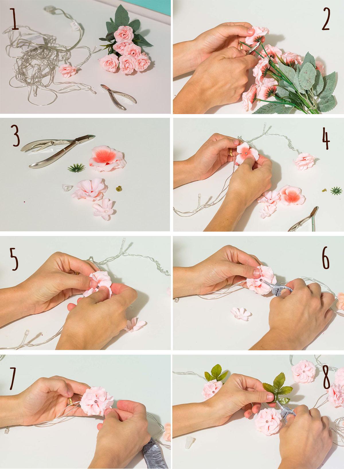 cordão-de-luz-com-flores-artificiais-cha-de-bebe