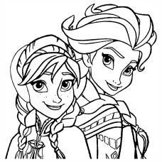 desenhos-para-colorir-frozen-elsa-anna