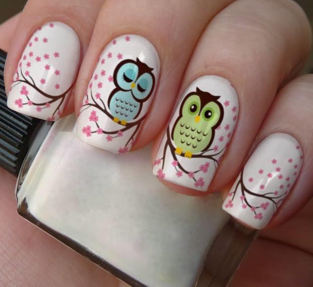 peliculas-de-unhas-corujas-unhas-decoradas