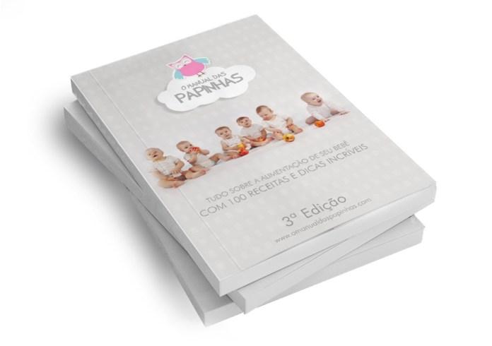 Manual da Papinha - Introdução Alimentar