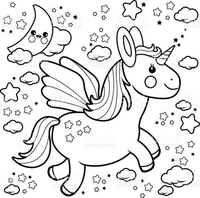 top 5 desenhos para colorir de unicórnio desenhos animados e diy