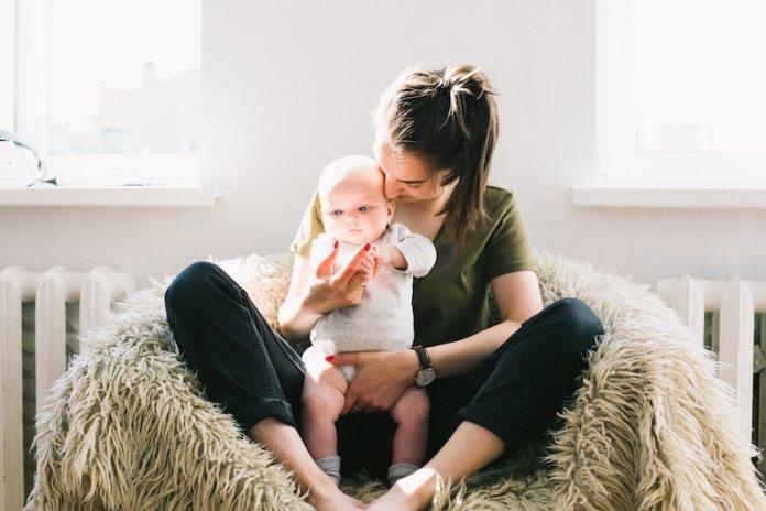 sobre ser mãe de primeira viagem