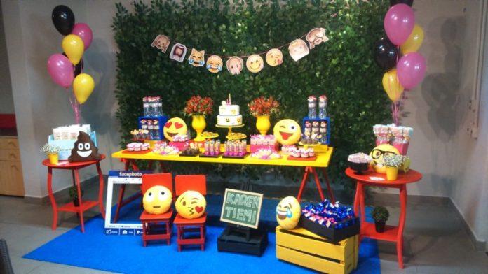 festa infantil emoji