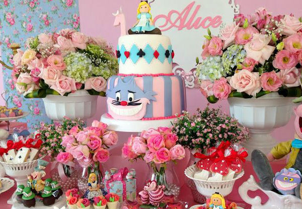 Festa infantil Alice