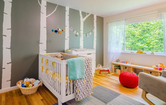 dicas para quartos de bebê masculino