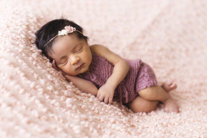 ideias de nomes para bebê menina