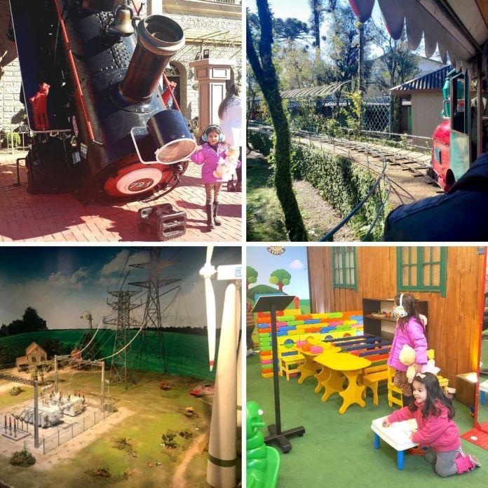 lugares para ir com crianças em Gramado