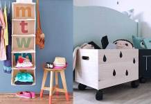 Dicas para organizar quarto infantil