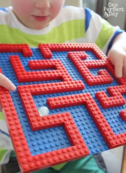 Ideias de como brincar com LEGO