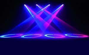 Bruiloft DJ - Movingheads - Bewegend Licht - Soundstar Drive In Show - DJ Bruiloft