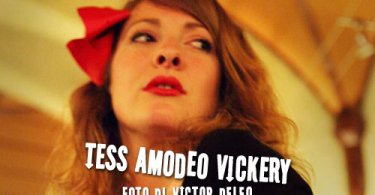 Tess Amodeo Vickery foto Victor Deleo
