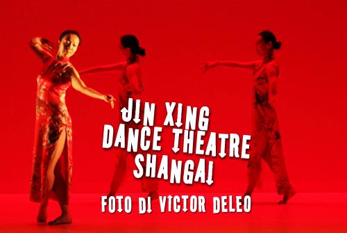 Jin Xing Dance Theatre Shangai - Victor Deleo