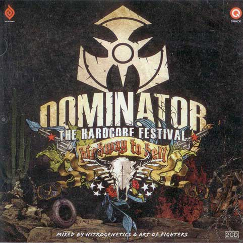 Dominator mixed by Art of Fighters Nitrogenetics