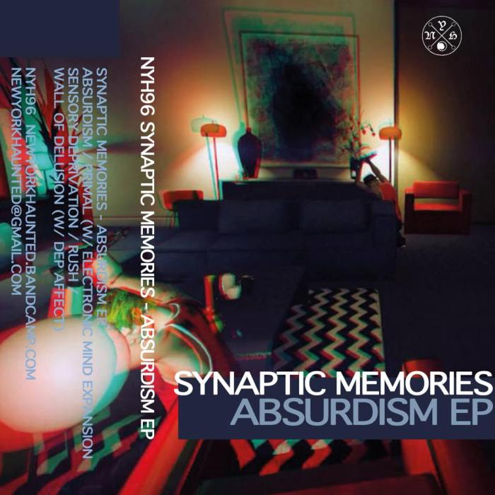 New York Haunted Synaptic Memories Dep Affect Electronic Mind Expansion Drvg Cvltvre