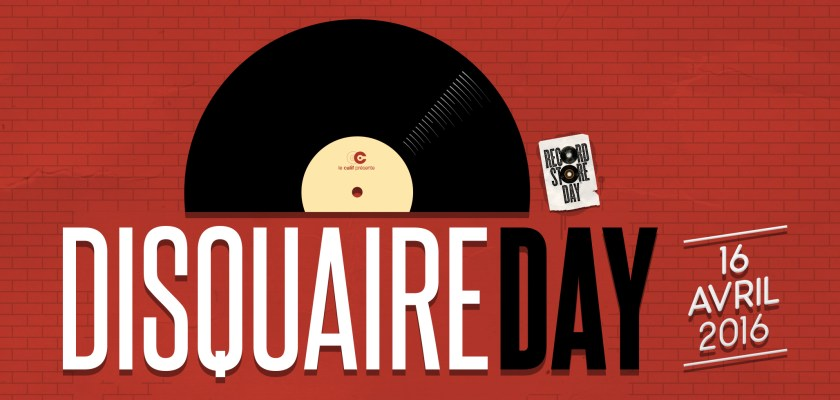 Logo Disquaire Day 2016