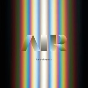 AIR twentyears cover