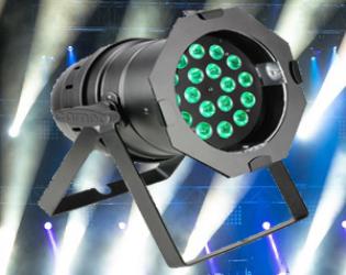 LED Parcan