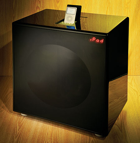 Geneva Lab Model Xl Ipodcd System Sound Vision