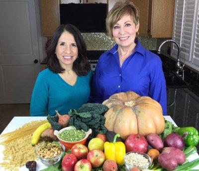 Susan Mitchell and Regina Ragone