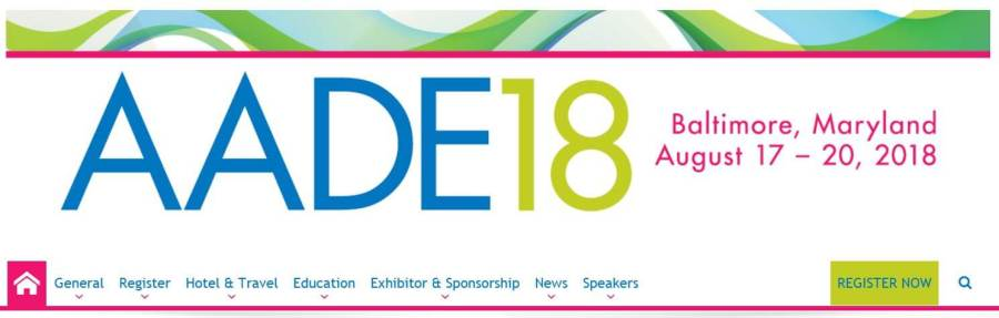 The American Association of Diabetes Educators annual meeting