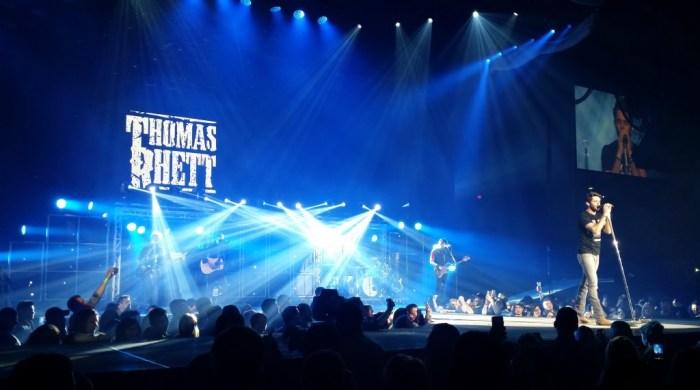 Thomas Rhett - Photo by: Corey Kelly