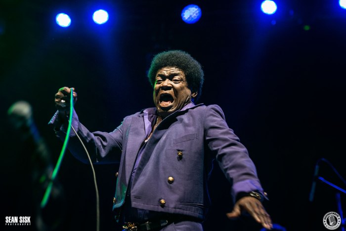 Charles Bradley and the Extraordinaires - Photo by Sean Sisk for Sound Check Entertainment