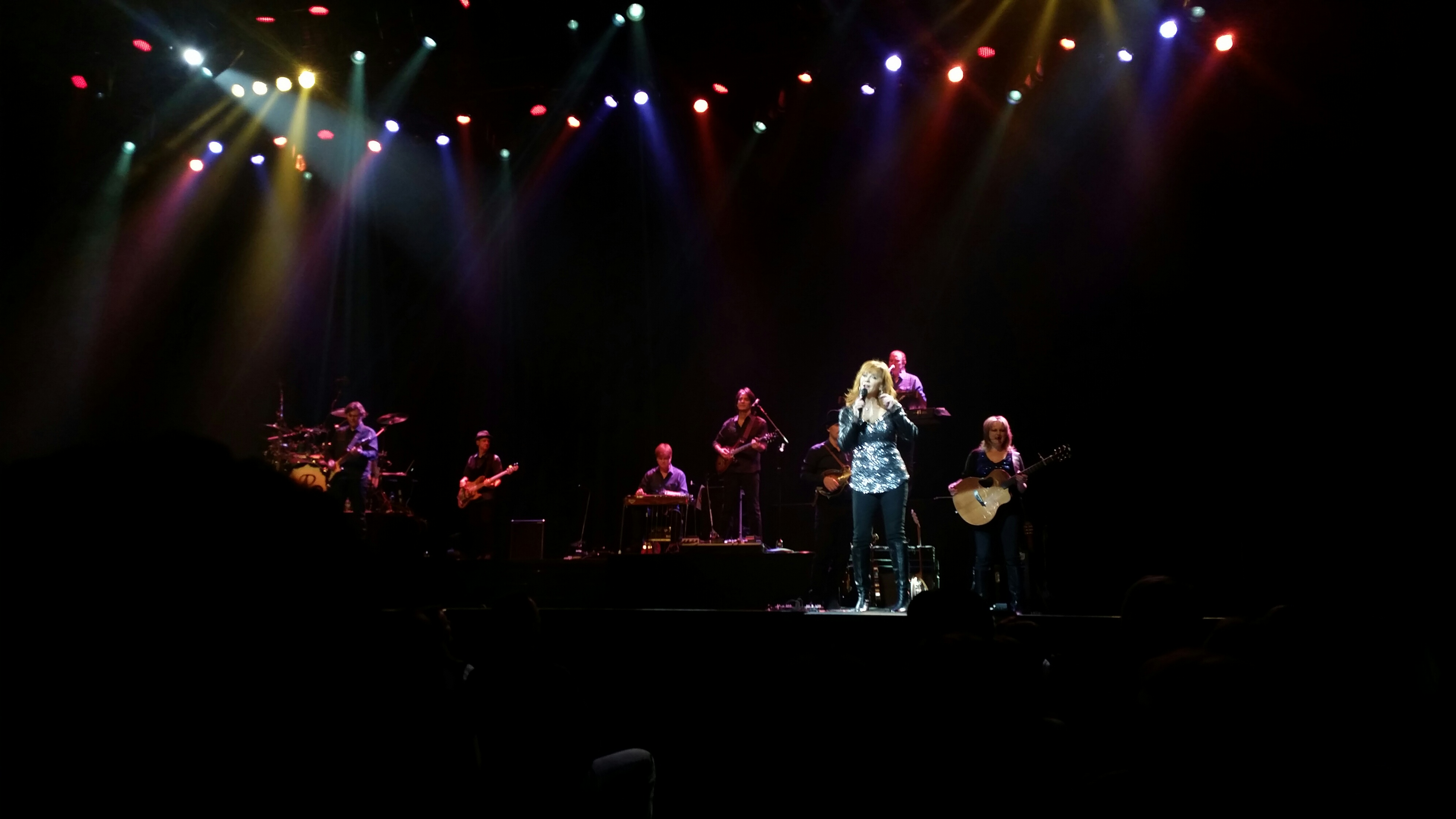 Reba - Fallsview Casino - March 24, 2015 Photo by: Corey Kelly for Sound Check