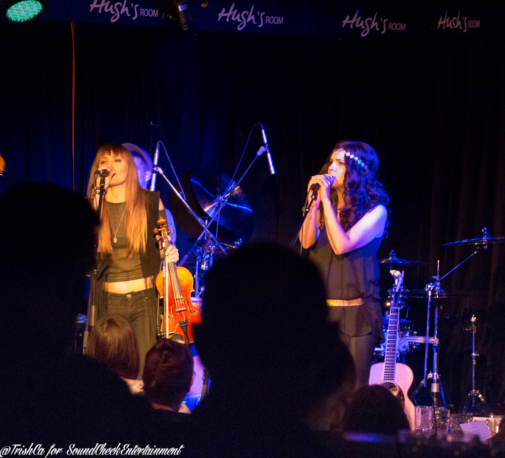 The Lovelocks at Hugh's Room in Toronto