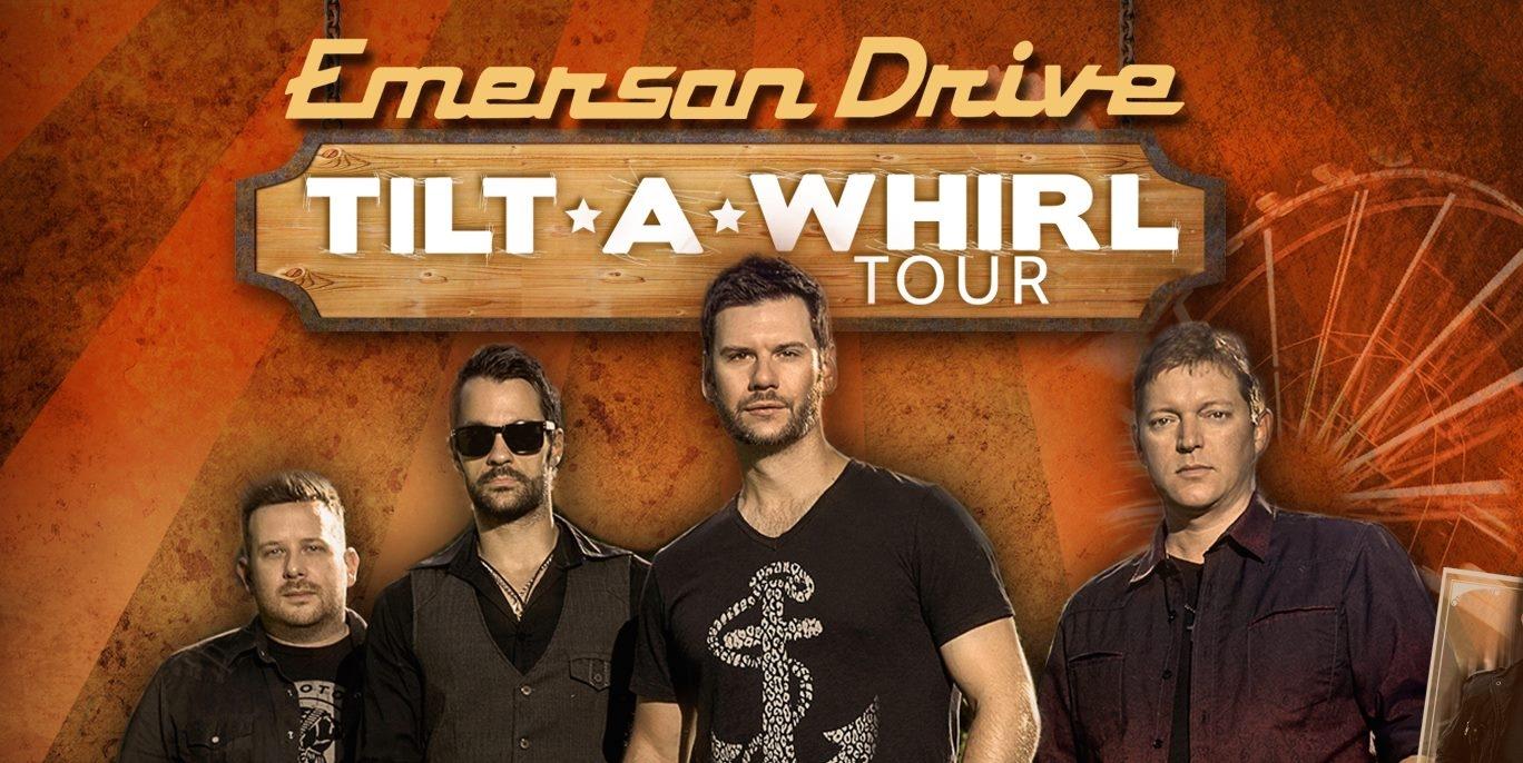 Emerson Drive - Tilt-A-Wheel Tour 2015