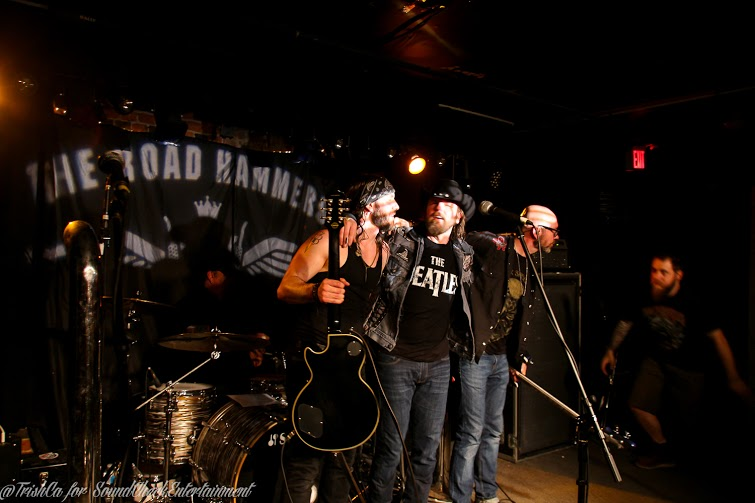 The Road Hammers @ Boots & Bourbon - Photo: Trish Cassling