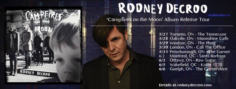 Rodney DeCroo Tour Dates