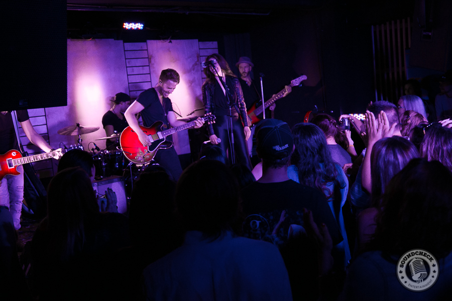 Autumn Hill - Anchor CD Release Party - Adelaide Hall - Photo: Ray Williams