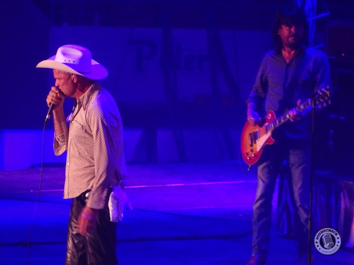 Gord Downie & Paul Langlois - Kitchener Aud - June 29, 2015 - Photo: Corey Kelly