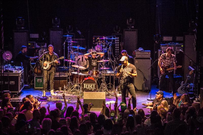 Tebey - Phoenix Concert Theater - Toronto - June 4th - Photo: Ray Williams