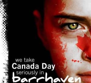 Barrhaven Canada Day