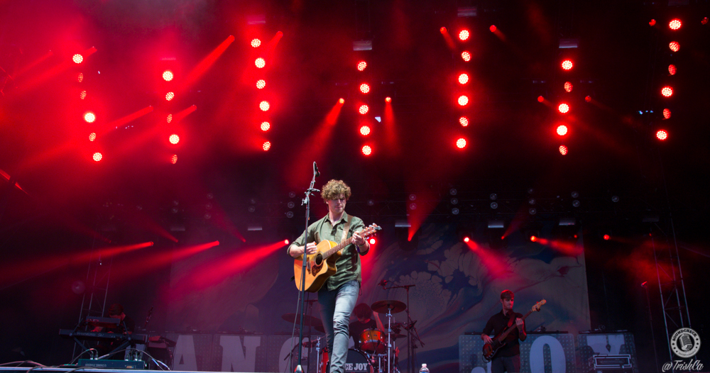 Vance Joy WayHome Art and Music Festival
