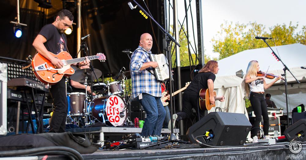 Alan Doyle Riverfest Elora 2015