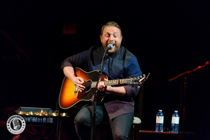 Johnny Reid Performs @ CCMA 2015 - James Batten Photography