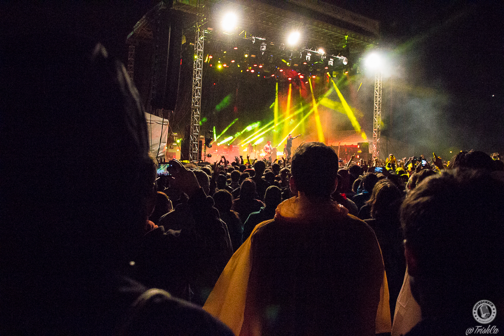 Alexis on Fire Riot Fest 2015