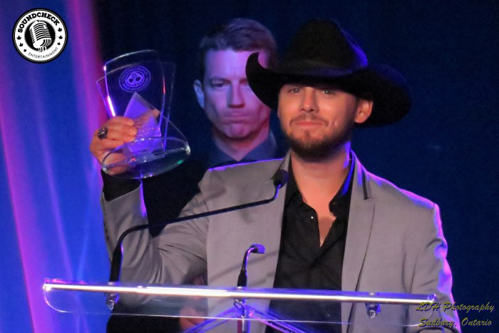 Brett Kissel – Interactive Artist or Group of the Year