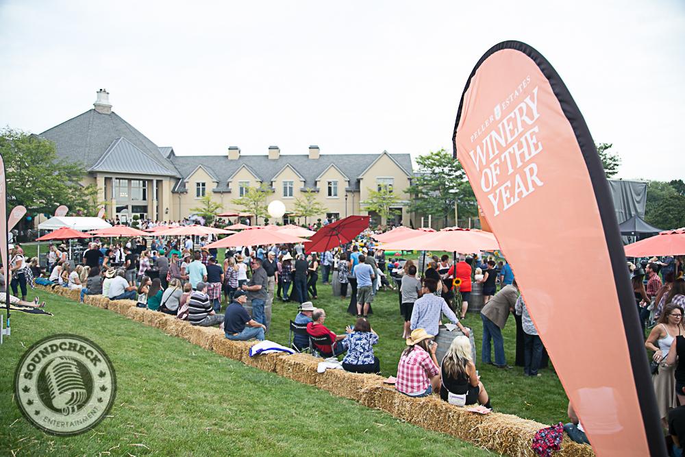 Wine Country Fare @ Peller Estates - Ray Williams