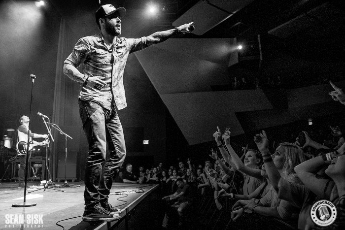 Dallas Smith Performs @ the New Country 94 Birthday Bash - Photo: Sean Sisk