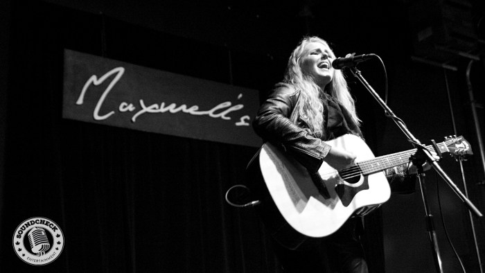 Jessica Mitchell performs at Maxwells in Waterloo - Photo: Corey Kelly