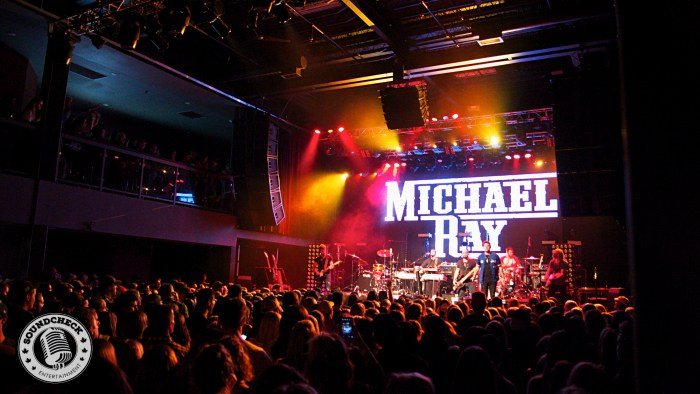 Michael Ray plays to a SOLD OUT London Music Hall - Photo: Corey Kelly